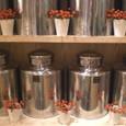 カフェ 「ル・ジャルダン・ドゥ・ジュリアン」 みなとみらい 野バラの実 10月中旬