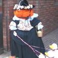 岩崎ミュージアム ハロウィンの装飾 10月末
