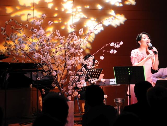 日野美歌さん「Live Sakura Cafe 2010」その1 4月上旬