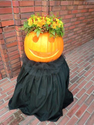 横浜山手西洋館ハロウィンウォーク2013とハロウィン装飾 1 10月下旬