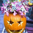 岩崎ミュージアム ハロウィンの装飾 その2 11月下旬