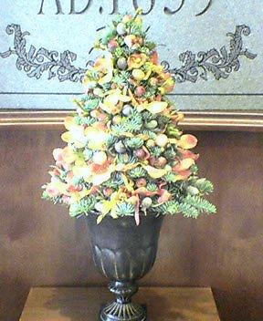 ケーキハウスノリコのクリスマスアレンジ その2 12月初め