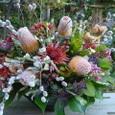 ワイルドフラワー(バンクシャー)の開店花